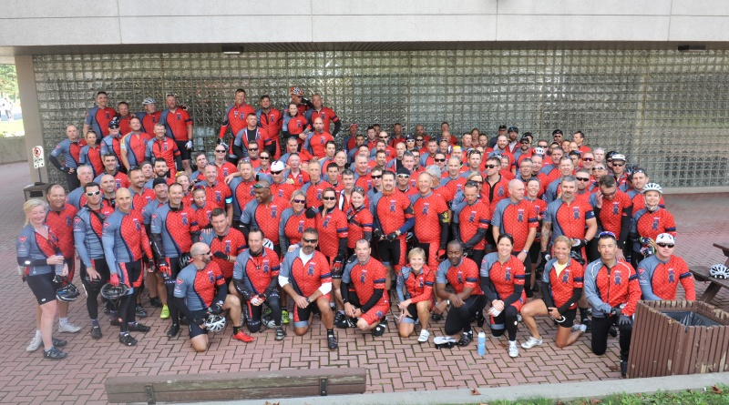 Media Release – 2017 Canadian Police and Peace Officers' Ride to Remember
