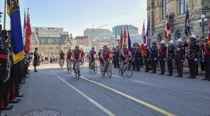 Media Release – 2018 Canadian Police and Peace Officers' Ride to Remember